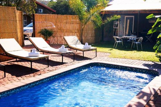 Klein Windhoek Guesthouse: Swimming pool