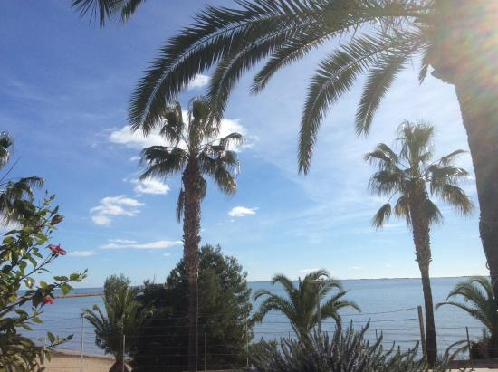 Hotel Miami Mar: Вид из номера