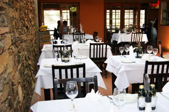 Klein Windhoek Guesthouse: Restaurant