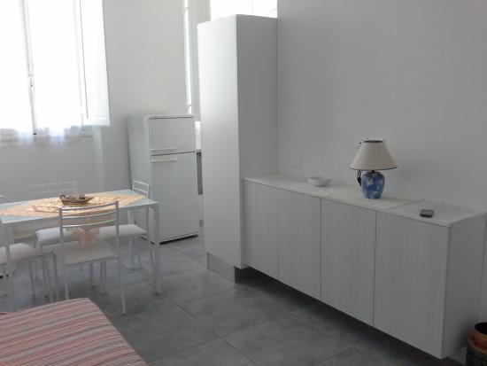 Casa vacanze Il Campo: soggiorno - living room