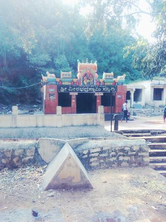 Chitradurga, الهند: virabadra swamy temple