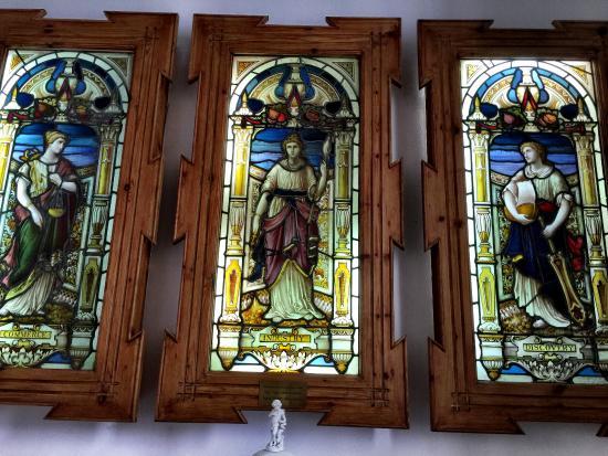 Museo del Vidrio y Cristal de Málaga - Bild från Glas och ...