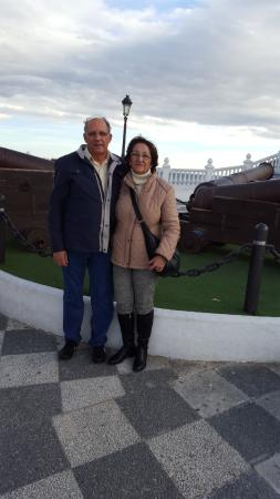 Balcon del Mediterraneo: En pareja