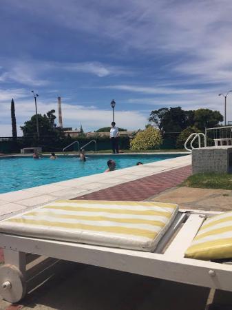 El Mirador Hotel and Spa: pileta descubierta