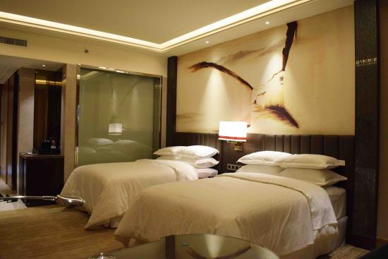 Chuzhou, Kina: 双床