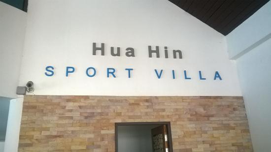 Hua Hin Sport Villa Aufnahme