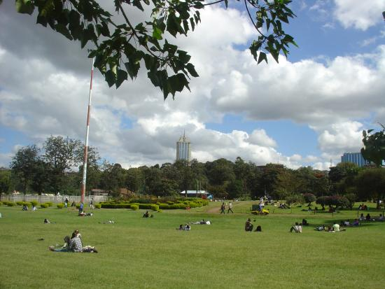 Uhuru Gardens Memorial Park, Nairobi