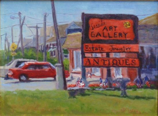 Seaside Art Gallery