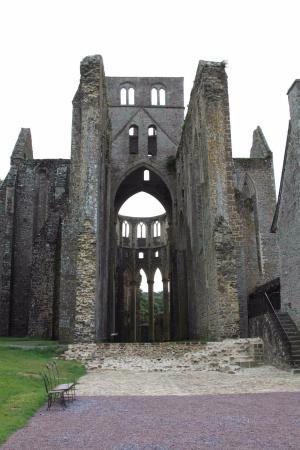 Hambye, Frankreich: L'abbazia
