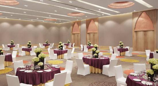 Banquet hall picture of vivanta by taj guwahati guwahati vivanta by taj guwahati banquet hall junglespirit Choice Image