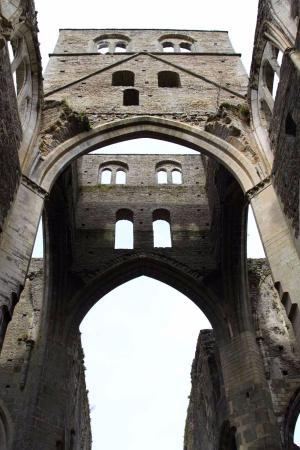 "Hambye, Frankreich: Il ""tetto"""