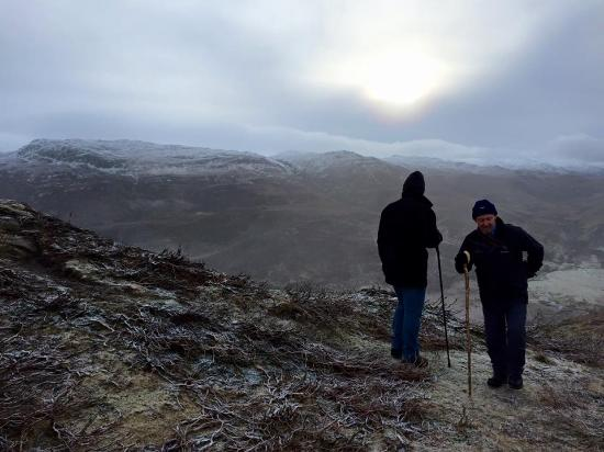 Around Loch Ness: Hiking in the hills