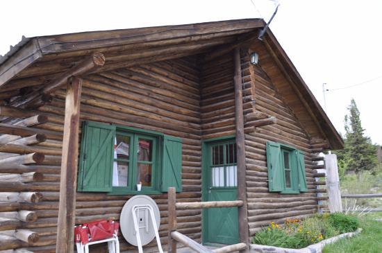 Cabanas del Meson: Cabaña Verde