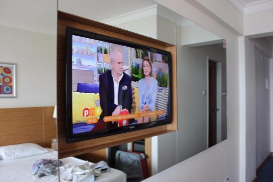 Grand Efe Hotel: Tv
