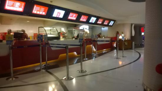 Big Cinema, R city Mall
