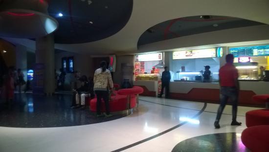 Big Cinema, R city Mall