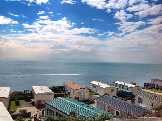 Isle of Portland, UK : Cove Holiday Park