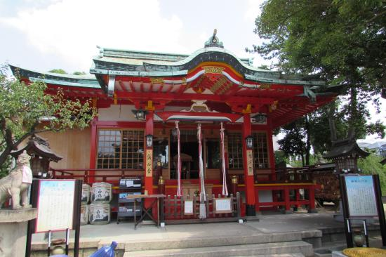 ‪Tsunashiki Tenmangu Shrine‬