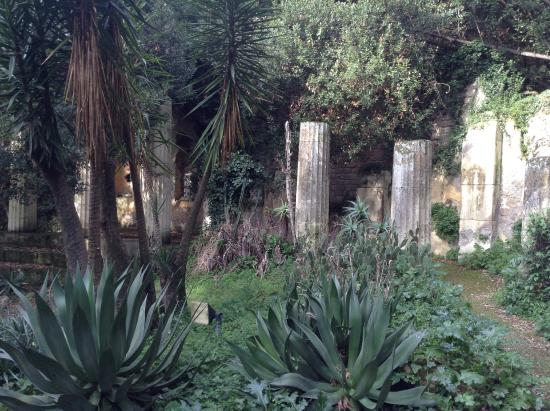 Reggia di caserta giardini inglesi antica serra dell for Giardini inglesi