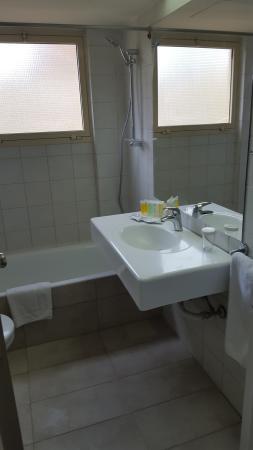Bella Riva: Executive Suite Bathroom