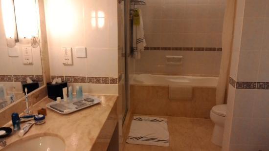 Bathroom Picture Of Hotel Equatorial Melaka Melaka Tripadvisor