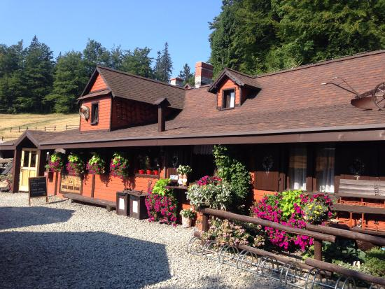Szczyrk, Polska: Chata Wuja Toma