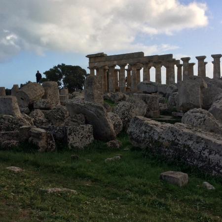 Villa Mimosa : Selinunte Ruins