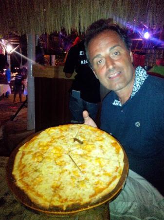 Zipp Bar Restaurant & Bungalows: Best pizza in Gili Air