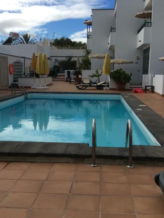 La Tegala Apartments : Taken from our terrace