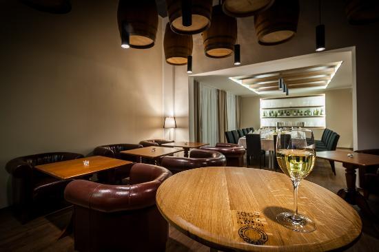 Humenne, Slovaquie : Tokaj lounge