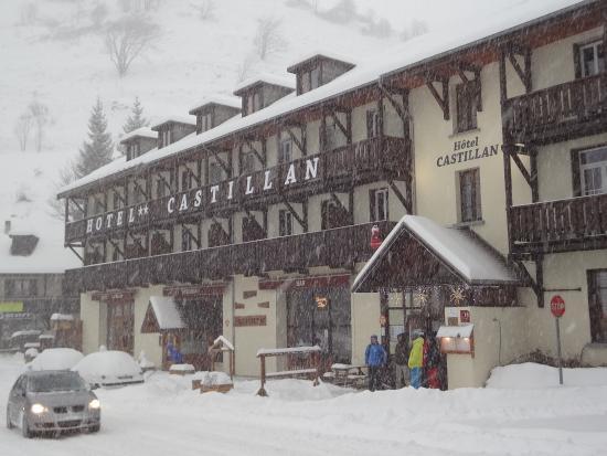 La Grave, Francia: hotel hiver