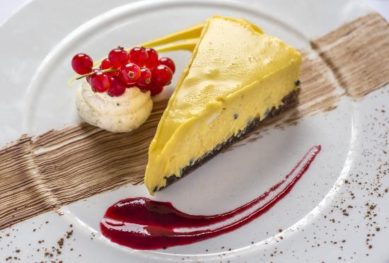 Helmsley, UK: Dessert