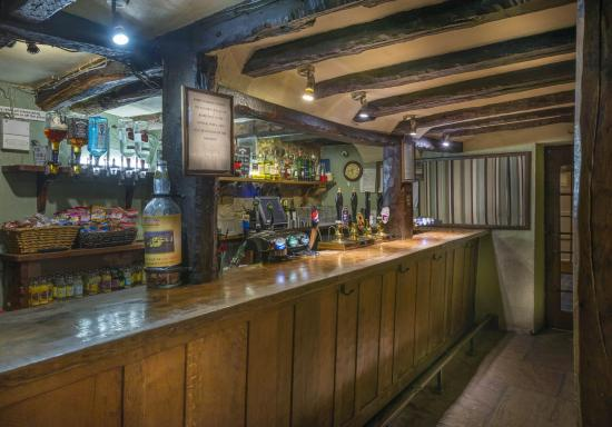 Helmsley, UK: Pickwick Bar