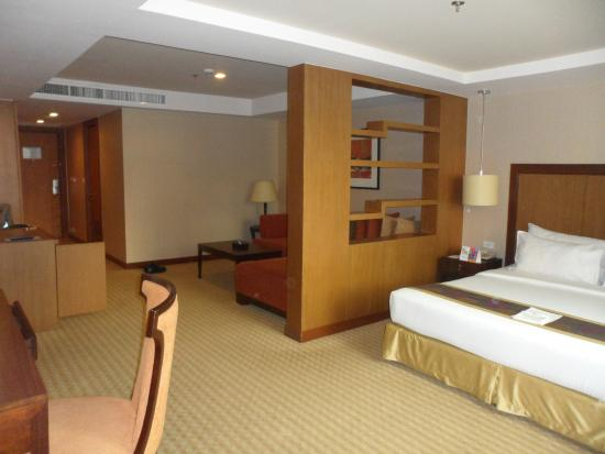 President Palace Hotel : Room