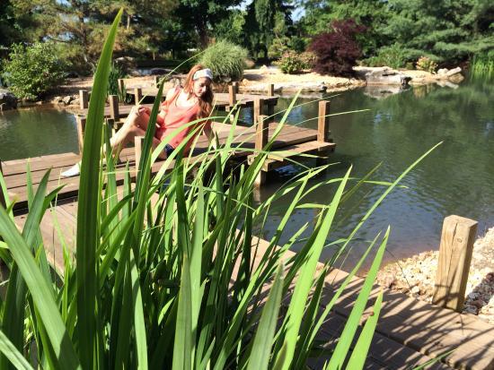 Nathanael Greene/Close Memorial Park: Teens love to pose