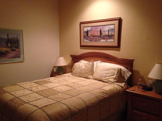 The Jeremiah Inn Bed and Breakfast : My lovely room for the night