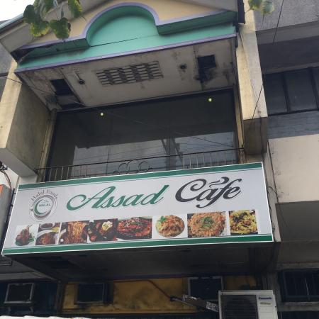 Assad's Cafe