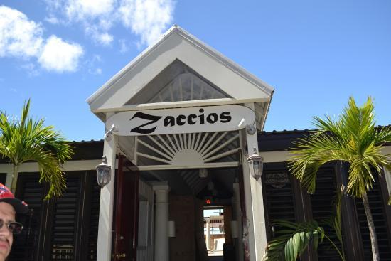 Holetown, Barbados: entrance