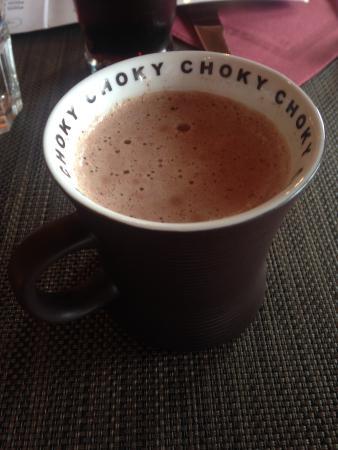 Le Trifollet : Choky Choky