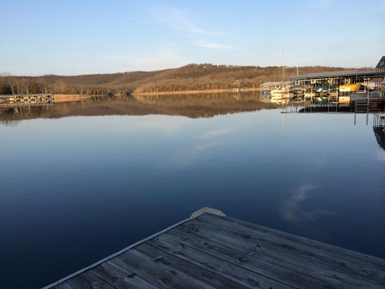 Kimberling City, MO: A calm March day