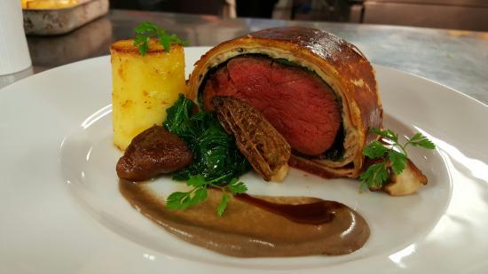 Restaurants With Beef Wellington Best