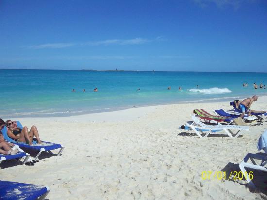 Valentin Perla Blanca: Beach