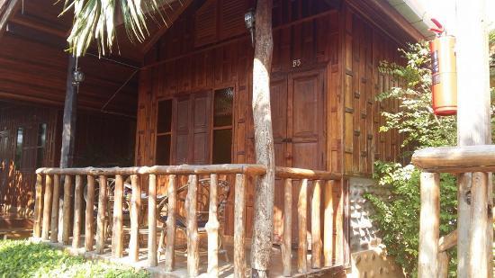 J&J Guesthouse : Notre bungalow, que du bonheur !