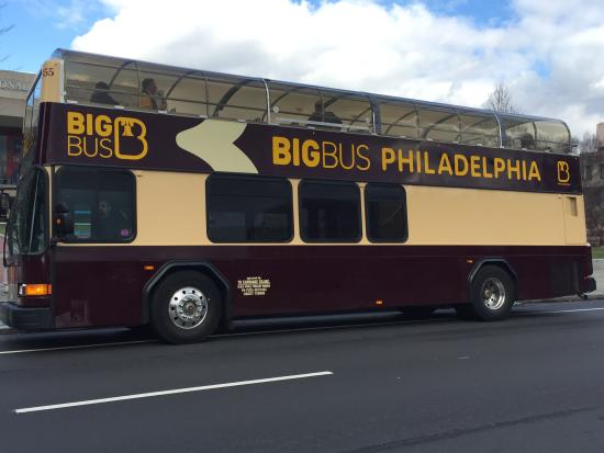 Closed Top Buses For The Winter Picture Of Big Bus Tours - Bus tours usa