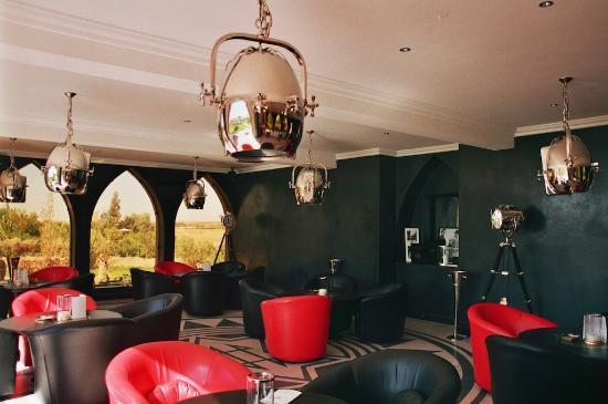 Restaurant Sultana Royal Golf: Sala comedor