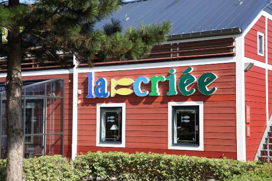La Criee a Massy: LA CRIEE MASSY