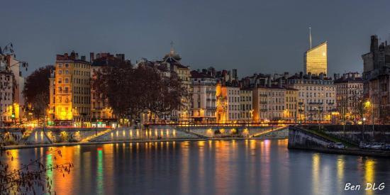 BEST WESTERN Saphir Lyon