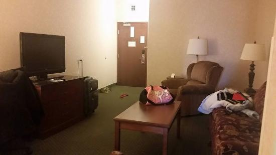 Drury Inn & Suites Indianapolis Northeast: sitting area