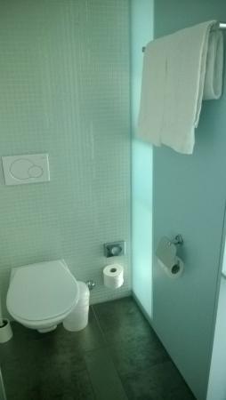 Hotel Cristal Design: Toilets