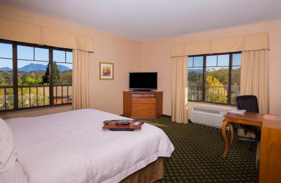 Hampton Inn & Suites Windsor - Sonoma Wine Country: Our Standard King Room